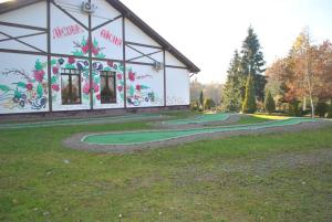 Inn Lisova Pisnya, Hotels  Zvinyach - big - 43