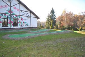 Inn Lisova Pisnya, Hotels  Zvinyach - big - 42