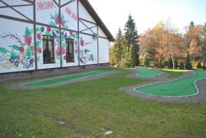 Inn Lisova Pisnya, Hotels  Zvinyach - big - 44