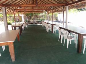 Pousada e Restaurante Pontual, Penzióny  Santo Amaro - big - 12