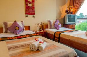 Maly Hotel, Hotely  Muang Phônsavan - big - 18