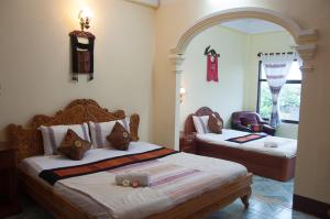 Maly Hotel, Hotely  Muang Phônsavan - big - 28