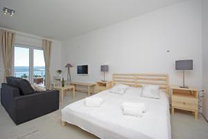 Apartments Jolara, Апартаменты  Мимице - big - 37