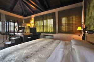 Hotel Villa Danilo, Отели  Гамберале - big - 11