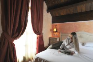 Hotel Villa Danilo, Hotel  Gamberale - big - 12