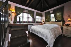 Hotel Villa Danilo, Отели  Гамберале - big - 13