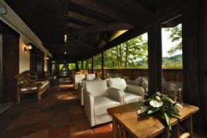 Hotel Villa Danilo, Отели  Гамберале - big - 20