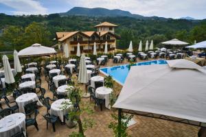 Hotel Villa Danilo, Отели  Гамберале - big - 29