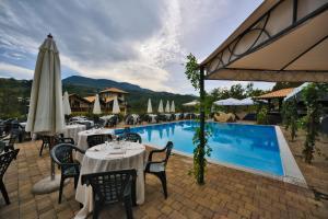Hotel Villa Danilo, Отели  Гамберале - big - 21