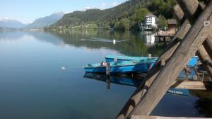 Ferienwohnungen Fischerhaus - direkt am See, Apartmanok  Millstatt - big - 85