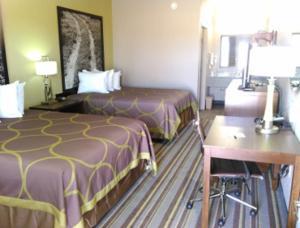 Super 8 Colorado City, Отели  Colorado City - big - 5