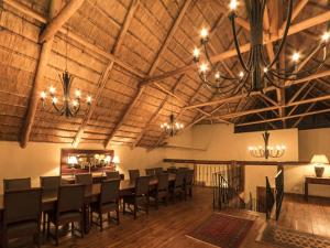 Kumbali Country Lodge, Bed and breakfasts  Lilongwe - big - 31