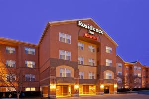 Residence Inn Indianapolis Downtown on the Canal, Отели  Индианаполис - big - 21