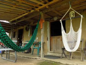 Rancho Hostal La Escondida Eco Park, Bed and breakfasts  Teopisca - big - 69