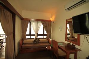 Sea Resort Private unit @ Langkawi Lagoon, Üdülőtelepek  Kampung Padang Masirat - big - 19