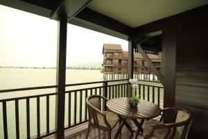 Sea Resort Private unit @ Langkawi Lagoon, Üdülőtelepek  Kampung Padang Masirat - big - 21