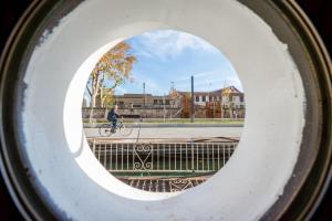 La Péniche sur la Saône, Botely  Lyon - big - 45