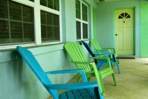 Haley's Couples Retreat, Motely  Holmes Beach - big - 13