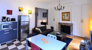 Appart' Thiers, Apartmány  Lyon - big - 4