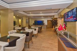 Beyaz Kugu Hotel, Отели  Стамбул - big - 43