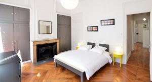 Appart' Vauban, Apartmány  Lyon - big - 9
