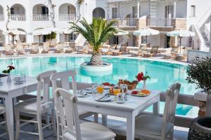 Aegean Plaza Hotel (Камари)