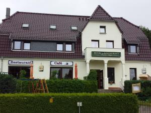 Hotel-Restaurant Pension Poppe, Hotel  Altenhof - big - 14