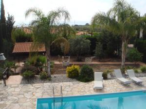 Villa Anna Maria, Vily  Coral Bay - big - 24