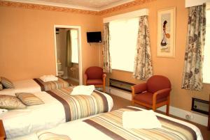 Melbourne-Ardenlea Hotel, Hotely  Shanklin - big - 27