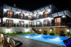 Einstein House & Spa, Penziony  Marchevo - big - 21