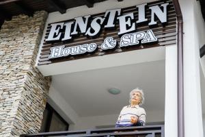 Einstein House & Spa, Pensionen  Marchevo - big - 14