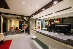 Boutique Hotel Villa ZAUBER