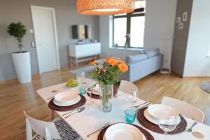 Stadtbleibe Apartments, Apartmány  Lipsko - big - 42