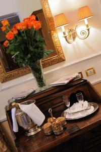 Hotel Giulio Cesare, Szállodák  Róma - big - 14