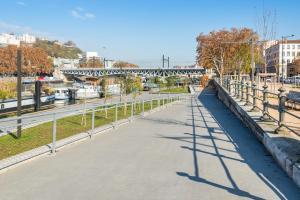 La Péniche sur la Saône, Botely  Lyon - big - 60