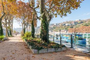 La Péniche sur la Saône, Botely  Lyon - big - 58
