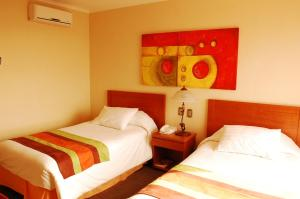 Hotel Florencia Suites & Apartments, Hotely  Antofagasta - big - 4
