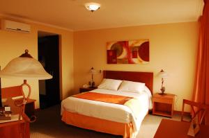 Hotel Florencia Suites & Apartments, Hotely  Antofagasta - big - 2