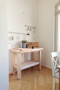 Stadtbleibe Apartments, Apartmány  Lipsko - big - 69