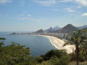 Copacabana 3 suites, Apartments  Rio de Janeiro - big - 13