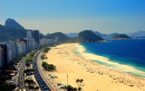 Copacabana 3 suites, Apartments  Rio de Janeiro - big - 35