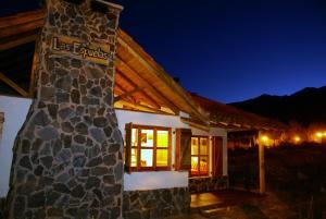 Las Espuelas Casas de Montaña, Chaty v prírode  Potrerillos - big - 21