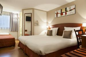 Comfort Hotel Cachan Paris Sud, Hotels  Cachan - big - 21