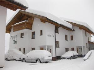 Apart Ebi, Apartmány  Ladis - big - 6