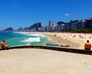 Copacabana 3 suites, Apartments  Rio de Janeiro - big - 39