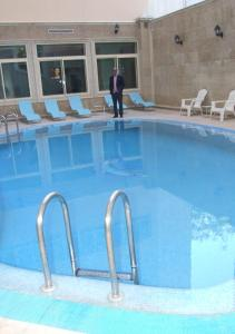 Hotel Tafilalet, Hotels  Meknès - big - 31
