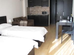 Gudauri Luxe Apartment, Apartmány  Gudauri - big - 40