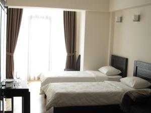 Gudauri Luxe Apartment, Apartmány  Gudauri - big - 18