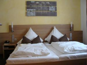 Posthotel Traube, Hotely  Donauwörth - big - 5