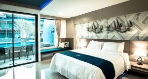 The Phu Beach Hotel, Отели  Ао Нанг Бич - big - 42